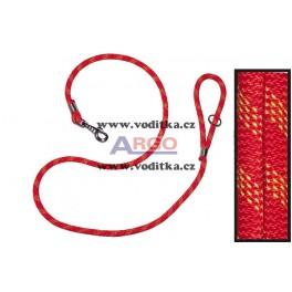 Vodítko z horolezeckého lana délky 200cm (červené 5)